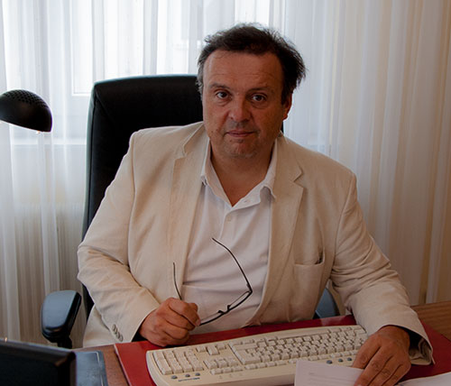 Mag. Wolfgang Steflitsch