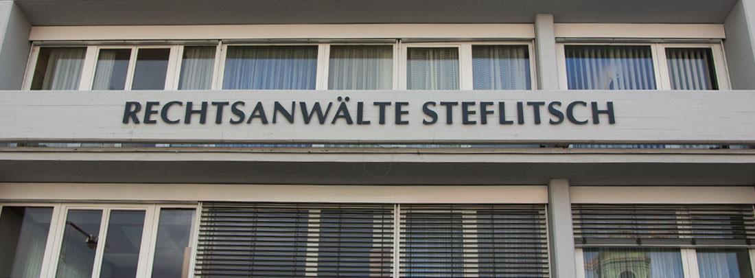 Rechtsanwaltskanzlei Steflitsch in Oberwart